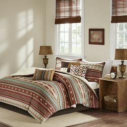 Madison Park Taos  7 Piece Comforter Set