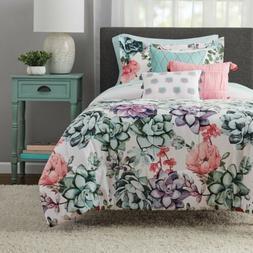 Comforter set For Girls Teens Women-full size bedding set- B