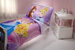Disney 4 Piece Toddler Set, Princess Dress to Shine by Disne