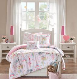 Twin Comforter Set Bedding for Girls Teen Kids Tween Bedspre