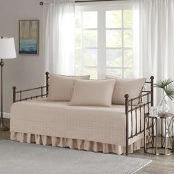 Comfort Spaces Twin Daybed Bedding Sets - Kienna 5 Pieces Al