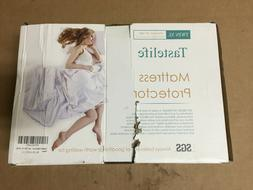 Tastelife Twin XL Waterproof Mattress Pad Protector Cover -