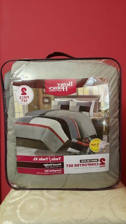 Better Homes and Gardens Two Piece Comforter Set Twin/Twin X