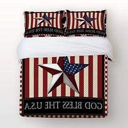 Ultra Soft 4 Pcs Bedding Sets Cotton Modern Luxury Bedding A