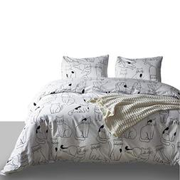 ultra soft cutton bedding sets