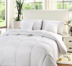 Comforter Duvet Insert Quilted Comforter with Corner Tabs Ut