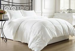 KingLinen® White Down Alternative Comforter Duvet Insert wi