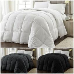 Chezmoi Collection Goose Down Alternative Comforter/Duvet Co