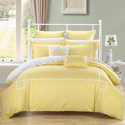 woodford embroidered comforter set