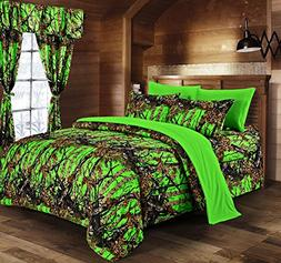 Regal Comfort - SPRING CLEANING SALE - BioHazard Green Camou